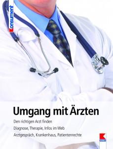 Cover: Umgang mit Ärzten